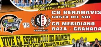 PREVIA J3ª| 1a Nacional 2015/16 | CB Benahavís Costa del Sol vs Meridiano Baza (Granada)