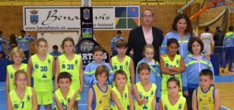 CRONICA J3ª| 1a Nacional 2015/16 | CB Benahavís Costa del Sol vs Meridiano Baza (Granada) // Presentación Oficial Cantera