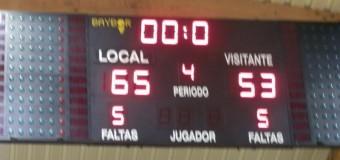 CRONICA J6ª| 1a Nacional 2015/16 | CB Benahavís Costa del Sol vs Eneluz CB Costa Motril (Granada)
