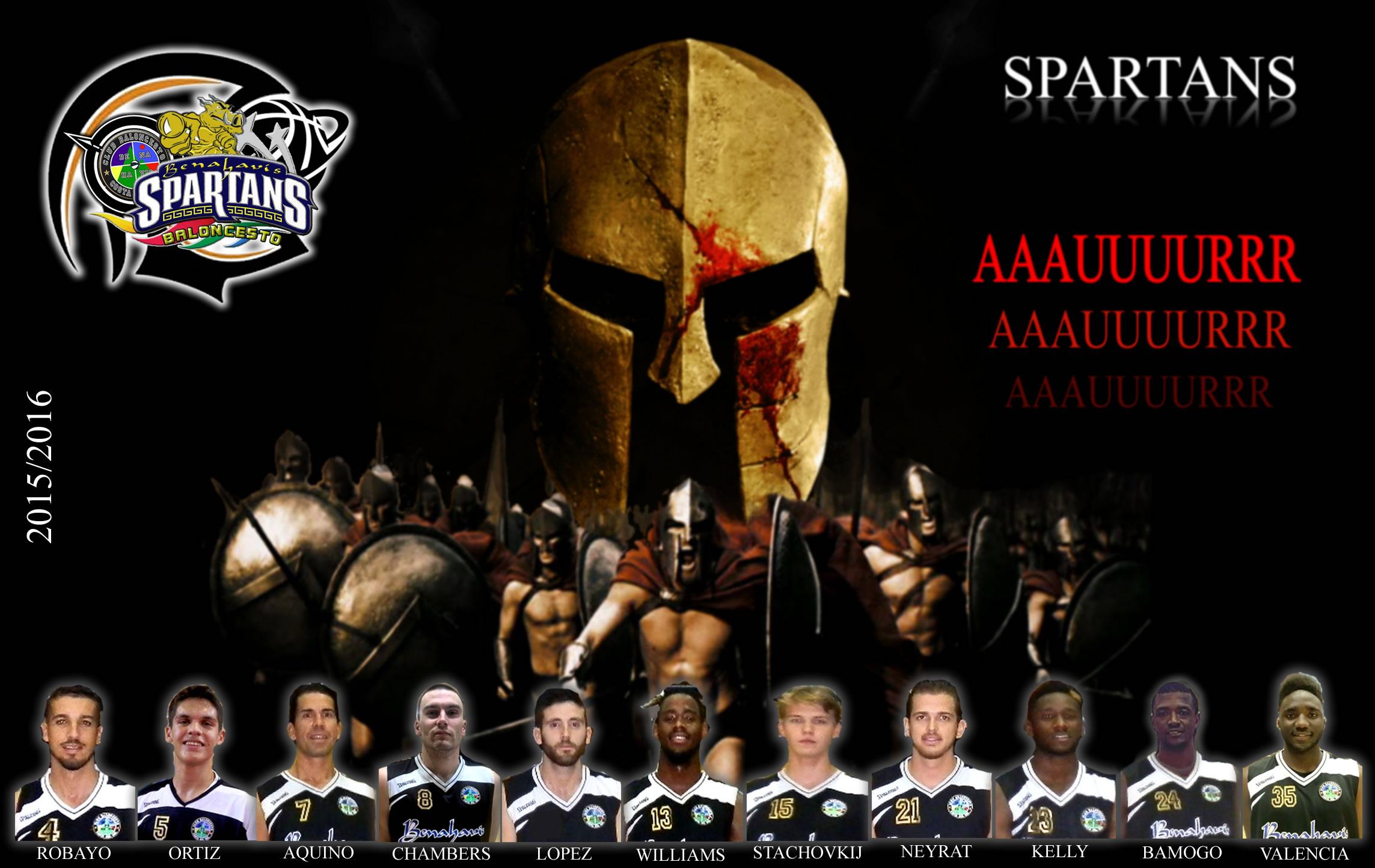 Spartans Benahavis Wallpaper