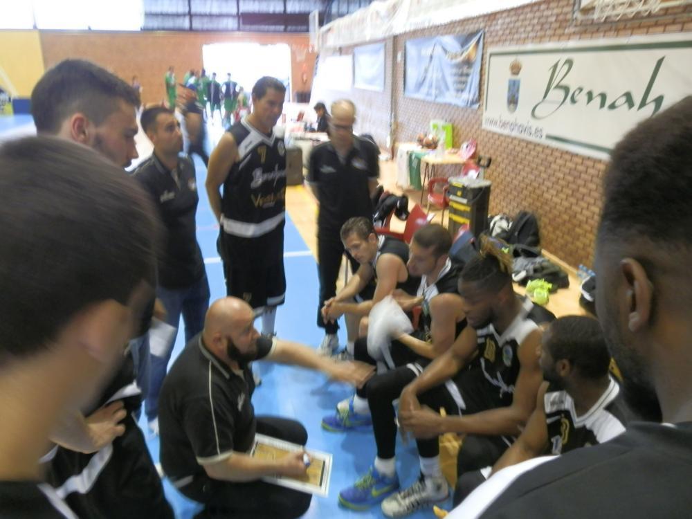 CRONICA PLAYOFFS |1a Nacional 2015/16 | Partido 2º | Club Náutico Sevilla vs CB Benahavís Costa del Sol