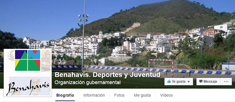 Banner Benahavis Deportes y Juventud