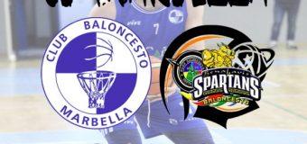 PREVIA EBA D 18/19> PlayOffs Ascenso Leb Plata | J-14ª > CB Marbella vs CB Benahavís Costa del Sol