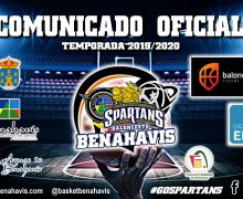 CB BENAHAVIS COSTA DEL SOL formaliza su inscripción en Liga EBA, Temporada 2019-2020