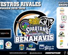 Liga EBA | Grupo D-A | Temp. 2019/20 > Los rivales del CB Benahavís en la Liga Regular