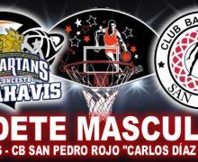 """Empieza la Fase """"ORO"""" para el equipo Cadete Masculino """"Benahavis-CB San Pedro Rojo Carlos Díaz Abogados"""""""