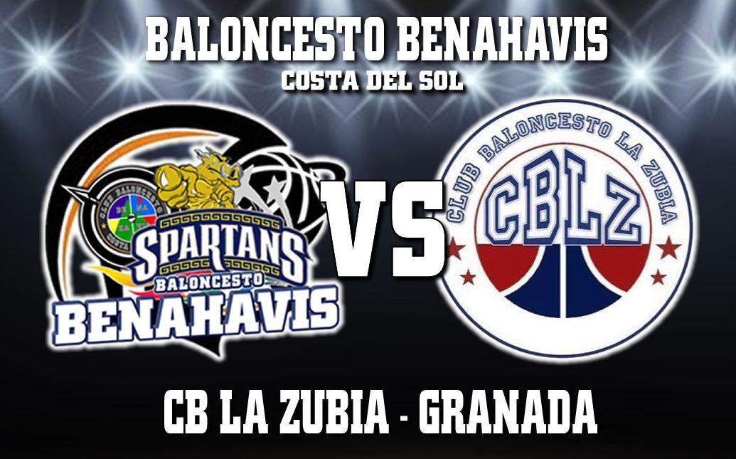 PREVIA | EBA (D-A) 19/20 | J-5ª > CB Benahavís Costa del Sol vs CB La Zubia (Granada)