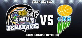 PREVIA | EBA (D-A) 19/20 | J-9ª > CB Benahavís Costa del Sol vs CB Martos Jaén Paraiso Interior