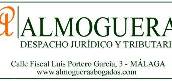 """Agradecimiento Especial a """"ALMOGUERA ABOGADOS"""" por su colaboración con el Club"""