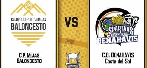 PREVIA | EBA (D-A) 19/20 | J-6ª > CP Mijas Quabit vs CB Benahavís Costa del Sol