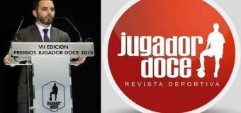Agradecimientos al Medio de Comunicación, Revista Deportiva JUGADOR DOCE